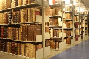 Oudedrukken in de Radboud Universiteit
