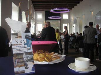 NBV-jaarvergadering 2012.