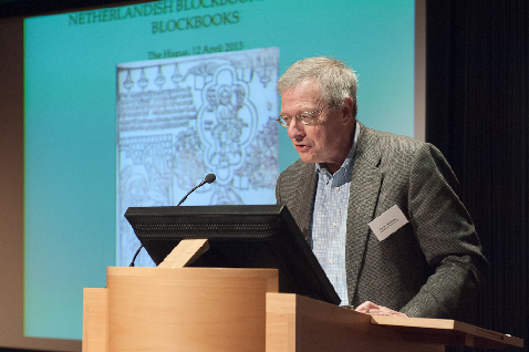 NBV-congres Illustrating the Early Printed Book.