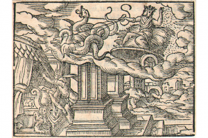Virgil Solis (1514-1562). Editie van de Metamorfosen uit 1565. Bron: Wikimedia